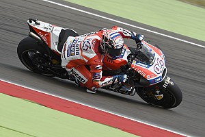 MotoGP Breaking news Dovizioso believes Ducati can now be competitive everywhere