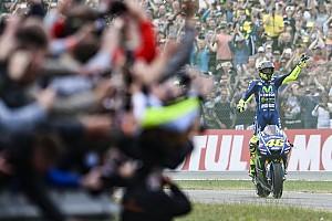 MotoGP Últimas notícias Ausência de Rossi não prejudica a audiência da MotoGP