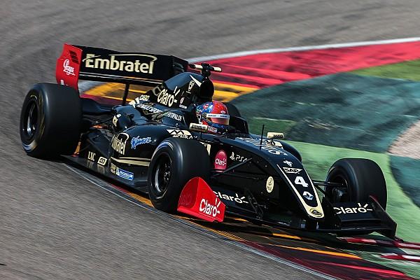 فورمولا 3.5: فيتيبالدي يفوز بالسباق الثاني في أراغون ويحافظ على آماله بتحقيق اللقب