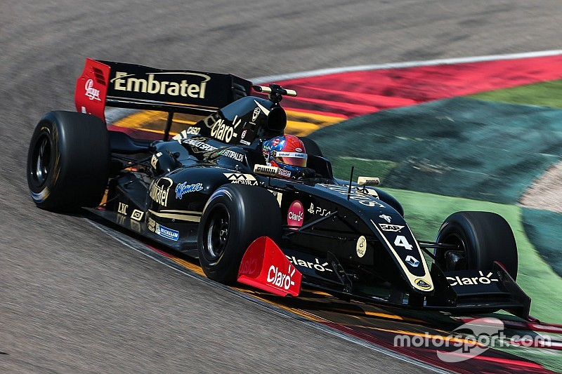 Aragon F3.5: Fittipaldi fights back with win