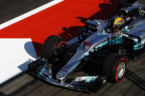 F1 Reporte de calificación Una estratosférica vuelta da a Hamilton su 66ª pole position en Bakú