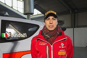 WRC Ultime notizie Test a Lecco per Andolfi in vista del debutto con Motorsport Italia in Corsica