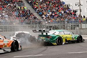 DTM Noticias de última hora Video: Mercedes revela que Paffett sufrió un impacto de 38 fuerzas G con Rockenfeller