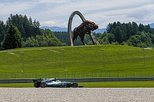 فورمولا 1  الأكثر تشويقاً بالصور: ترتيب شبكة انطلاق سباق جائزة النمسا الكبرى