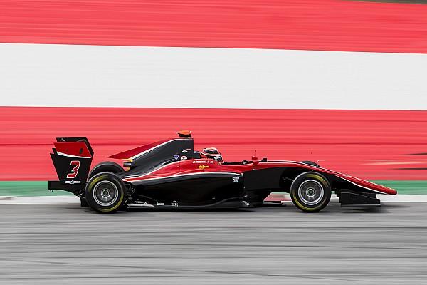 GP3 Отчет о гонке Расселл впервые в карьере выиграл гонку GP3