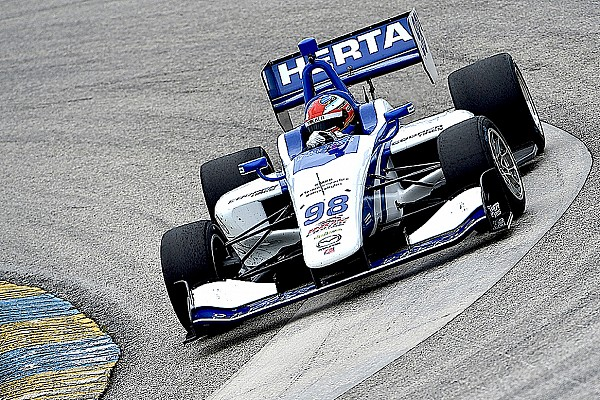 Indy Lights Herta tops Indy Lights as MRTI Spring Training ends