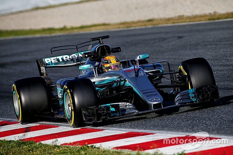 "Hamilton advierte: ""No os esperéis grandes carreras en 2017"""