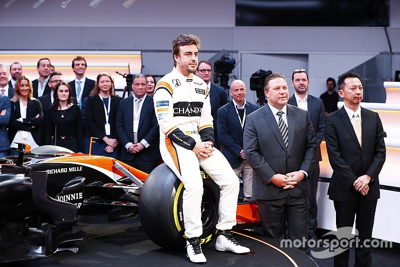 Alonso neemt na zomerstop beslissing over toekomst in F1