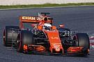 Un problema del sistema de aceite enciende las alarmas en McLaren-Honda