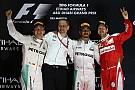 【F1アブダビGP】決勝結果速報:ロズベルグが嬉しい初戴冠!ハミルトンの執念実らず