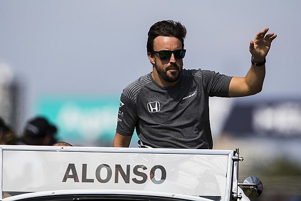 Formula 1 Breaking news Alonso might not see out season with McLaren - Webber