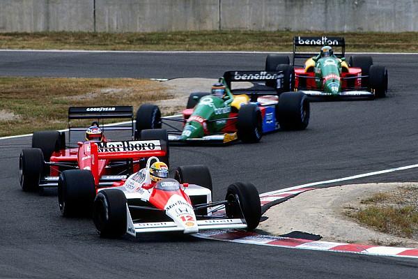 【F1】歴史上最も人気のあるF1マシンはマクラーレンMP4/4に決定!