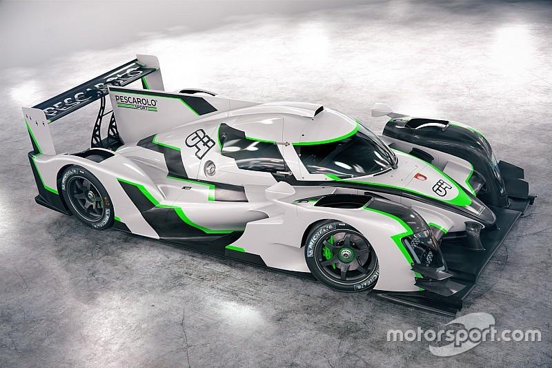 Pescarolo presenteert nieuwe racewagen en kampioenschap