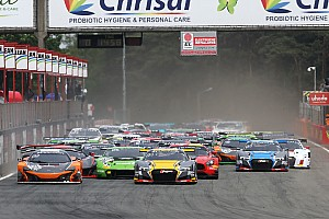 BSS Gara Winkelhock e Stevens guidano il poker Audi nella Main Race di Zolder