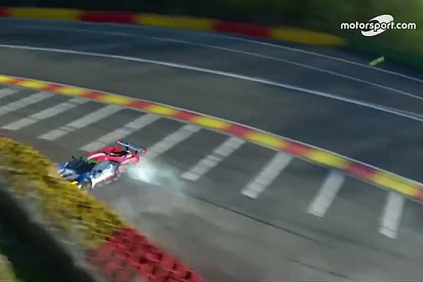 Che botti per Mucke e Thiim nella 6 Ore di Spa-Francorchamps!