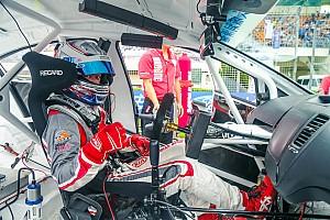 中国房车锦标赛CTCC 新闻稿 张志强:扛大旗的一号车手