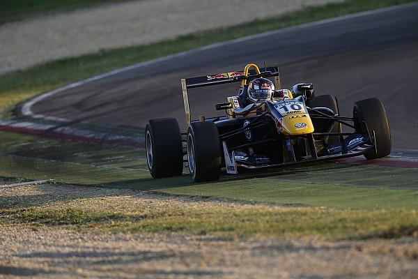 Кари одержал дебютную победу в Евро Ф3