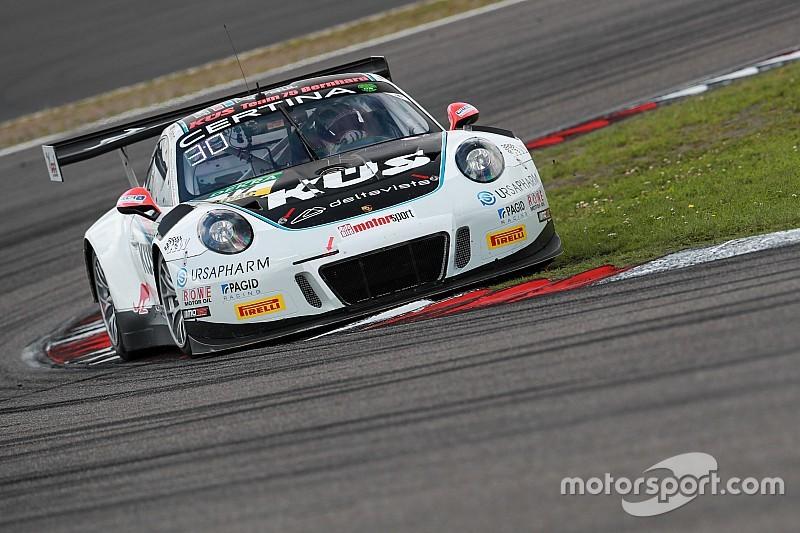 GT-Masters am Nürburgring: Porsche auch am Sonntag wieder ganz vorne