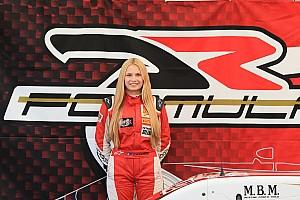 """Formel 4 Feature Fabienne Wohlwend: """"Neben Mick Schumacher auf dem Podium ist nichts Besonderes"""""""