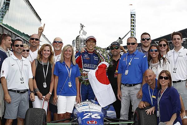 Szato és Indianapolis, avagy a japán karrierjének két legnagyobb sikere