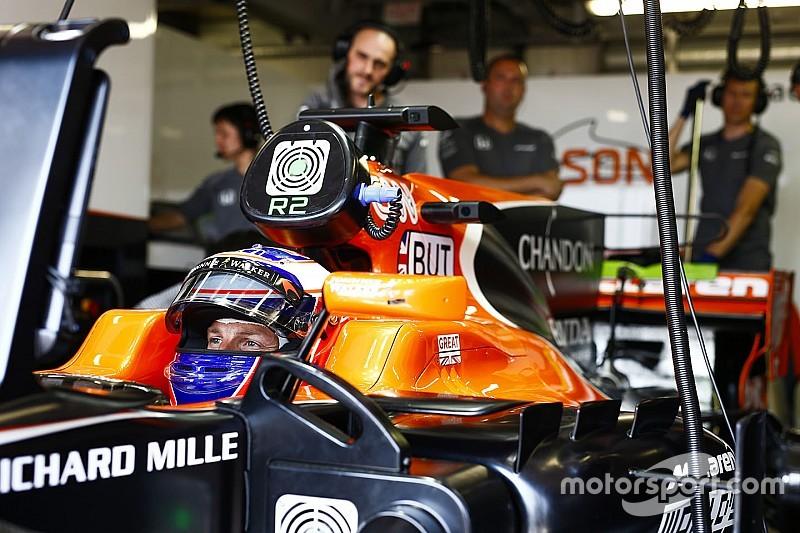 Баттон будет стартовать в Монако с пит-лейна