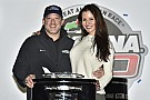 Tony Stewart waves the green flag on wedding plans