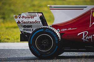 Formel 1 Analyse Formel-1-Technik: Was Motorhauben-Finne und T-Flügel bewirken