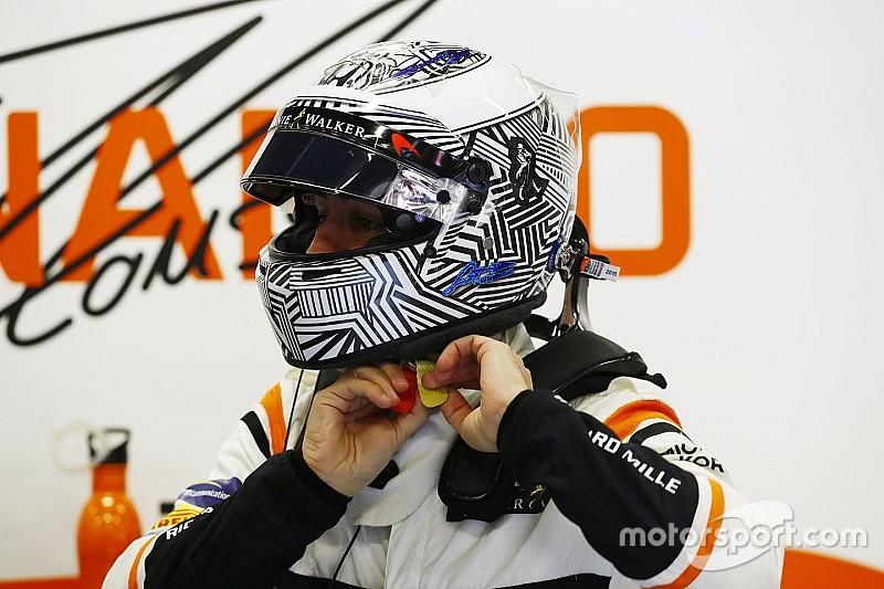【F1】アロンソ72周を走破「マシンは良い感触。貴重な1日だった」