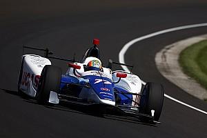 IndyCar Отчет о тренировке Партнер Алешина стал лучшим в тренировке Indy 500, Алонсо четвертый