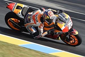 MotoGP Réactions Opération limitation des dégâts en course pour Dani Pedrosa