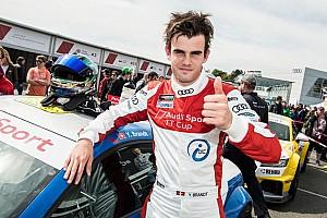 Touring Commentaire Audi TT Cup : Brandt sur le podium dans la domination d'Ellis !