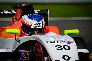 Formule Renault Nieuws Opmeer opgetogen na dubbele puntenfinish