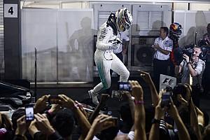 Formula 1 Analisi Mercedes: trovate le condizioni ideali per esaltare un super Hamilton