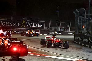 Doornbos: Vettel, Singapur ve Bakü'den sonra şampiyonluğu hak etmiyor