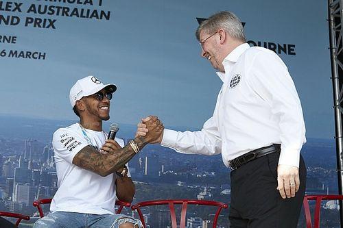 Hamilton revela como Brawn foi essencial em decisão de ir para Mercedes