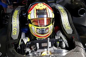 EK Formule 3 Testverslag Norris snelst tijdens verregende F3-testdag op Monza