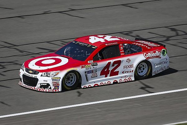 NASCAR Cup NASCAR in Fontana: Pole-Position für Tabellenführer Kyle Larson