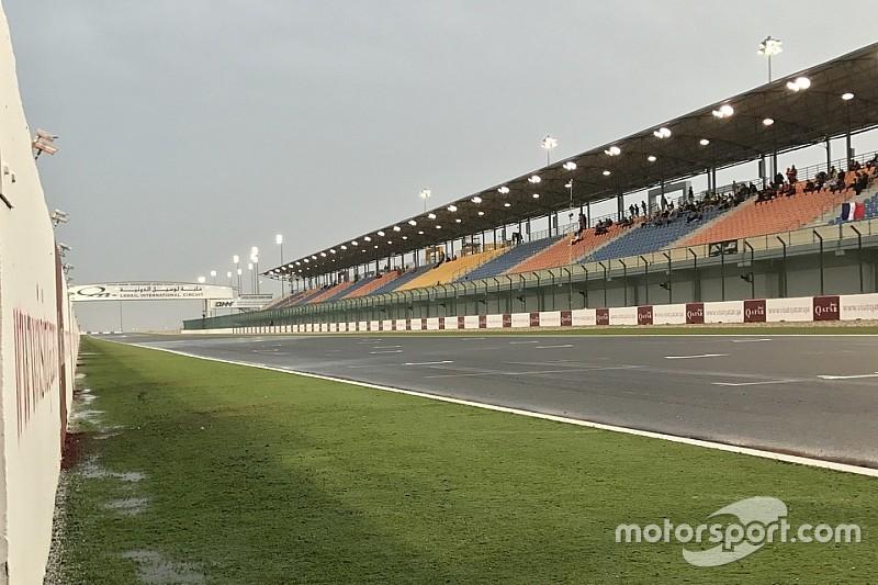 В Катаре пройдет дополнительная тренировка MotoGP на сырой трассе