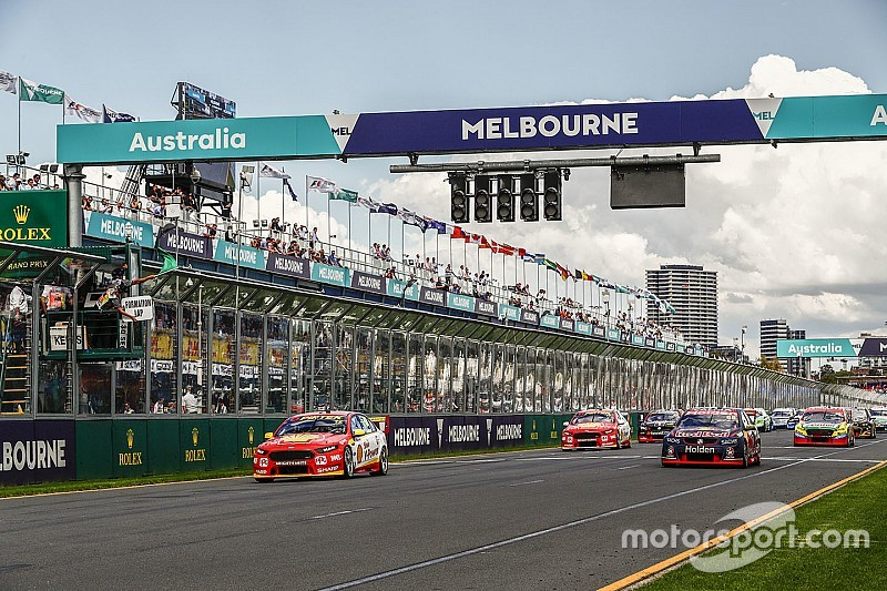 Supercars Albert Park format set to be announced