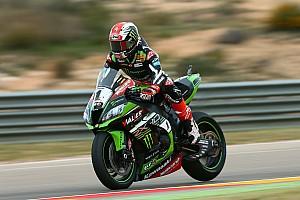 World Superbike Practice report WorldSBK Aragon: Rea pimpin FP2, Davies keempat