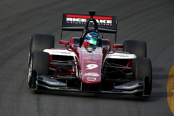 Indy Lights Gara Telitz vince sul bagnato a Watkins Glen, ma Kaiser è campione