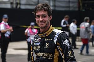 FIA F2 Ultime notizie Rene Binder prende il posto di Roberto Merhi alla Rapax a Jerez