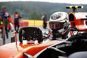 Formel 1 Kolumne F1-Kolumne Stoffel Vandoorne: Strafe bei Heimrennen frustrierend