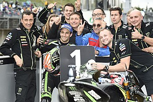 """MotoGP Noticias de última hora Zarco: """"Nunca pensé que lograría dos poles en mi año de rookie"""""""