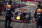 Формула 1 Ферстаппен потеряет позиции за смену мотора