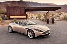 Automotive Aston Martin DB11 Volante 2018, amor a primera vista