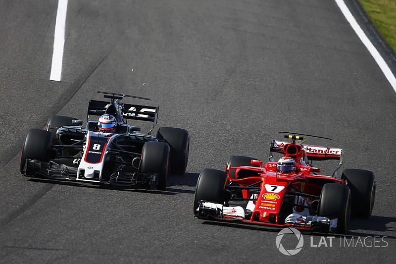 """Grosjean: """"Je pouvais jouer avec les Force India"""""""