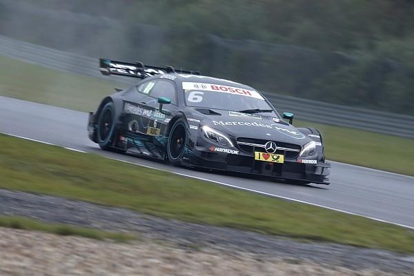 DTM Course 2 - Wickens emmène un doublé Mercedes
