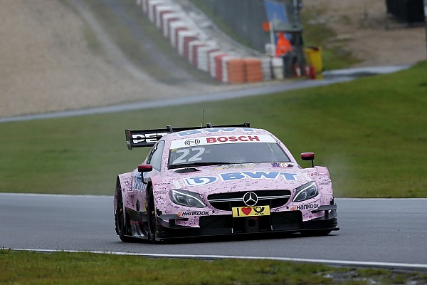 DTM Gara Gara 1: Auer trionfa e si rilancia in campionato