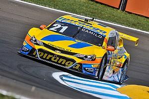 Stock Car Brasil Últimas notícias Camilo crava a pole position em Londrina